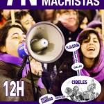 7 Noviembre Marcha estatal contra la violencia machista